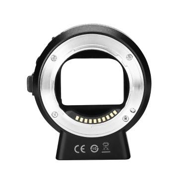 YONGNUO EF-E II Adapterring zur Objektivmontage