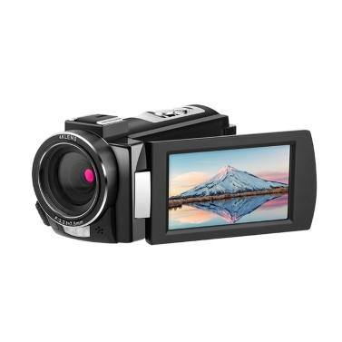 ORDRO HDV-AE8 4K WiFi Digital Video Camera Camcorder DV Recorder