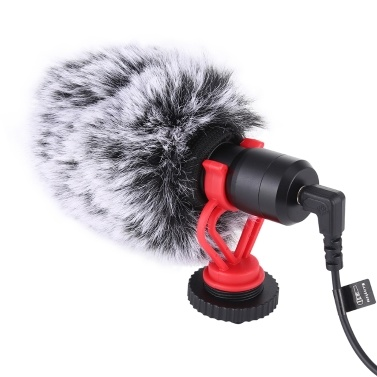 Universelles professionelles Mikrofilm-Aufnahmemikrofon Mini-Fotomikrofon