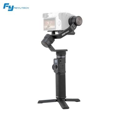 FeiyuTech G6 Max 3-Axis Handheld Vlog Gimbal Stabilizer