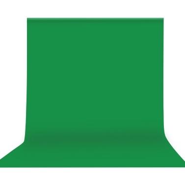2 * 3m / 6,6 * 10ft professioneller Green Screen Hintergrund Studio Fotografie Hintergrund