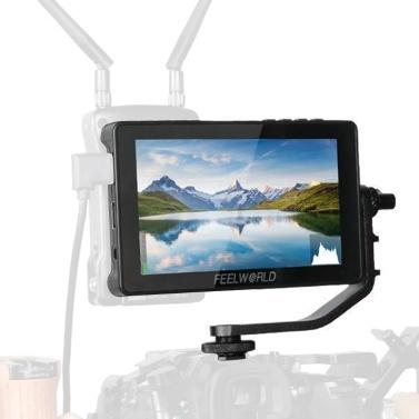 FEELWORLD F5 Pro Videomonitor Kamerafeldmonitore