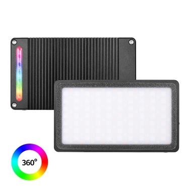 Manbily MFL-09 Pocket RGB LED Video Light