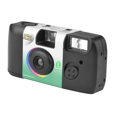 Fujifilm QuickSnap Flash Superia X-TRA 400 Disposable Camera Single Use Camera with Flash (27 Exposures)