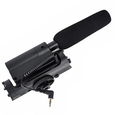 Microphone à condensateur photographie Interview enregistrement
