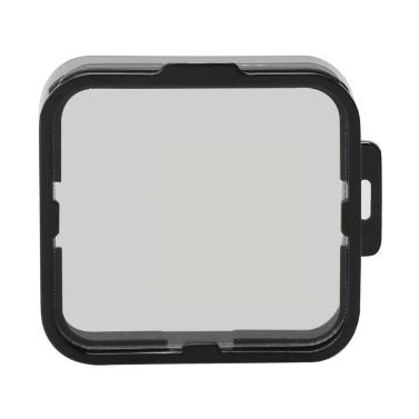 Andoer Platz ND Objektiv-Filter-Schutz-Kit Set (ND2 / ND4 / ND8 / ND16) für GoPro Hero4 / 3 + / 3 w / Montagerahmen-Halter