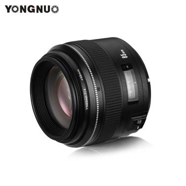 YONGNUO YN85mm F1.8N Mittleres Teleobjektiv Prime