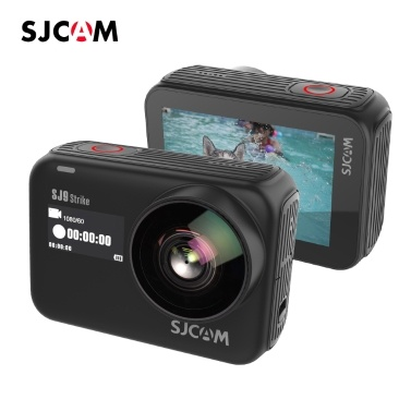 SJCAM SJ9 Strike 4K 60fps WiFiスポーツアクションカメラ