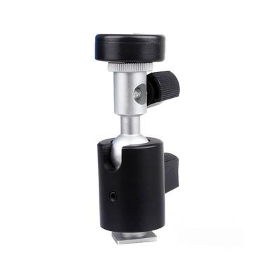 Camera Speedlite Support Stand Speed Light Mount Bracket