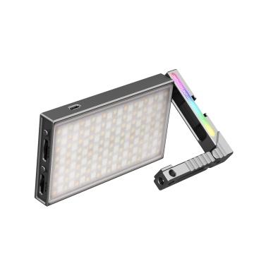 VIJIM RGB Video LED Light 360° Full Color Lamp