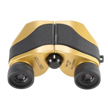 Kompaktferngläser Super Mini Portable klappbar faltbar 8 X Vergrößerungen Vollbeschichtung Optik