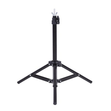 60.5 x 70cm Small Photography Studio Video Metal Support Stand System Kit Set for PVC Backdrop Background