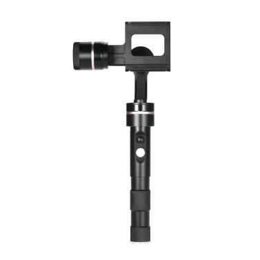 Feiyu Tech Neueste G4 Pro 3 Achsen Brushless Motor Handheld Gimbal Smartphone Stabilisator