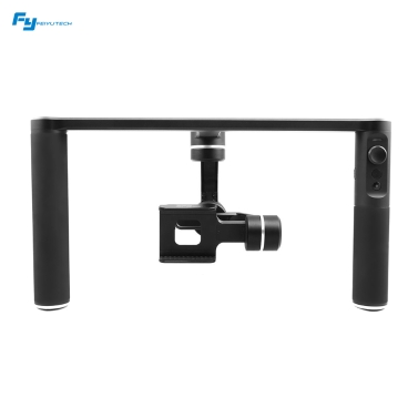 FeiyuTech SPG PLUS stabilisateur de cardan tenu dans la main d'appareil-photo de Smartphone de 3 axes double