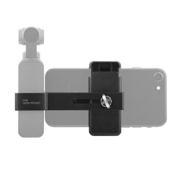 Portable Handheld Mobile Phone Holder Fixing Clip Extension Mount Bracket Stand Set for DJI OSMO Pocket Handheld Gimbal Camera Accessories
