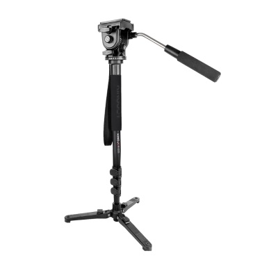 KINGJOY Aluminiumlegierungs-Kamera-Einbeinstativ