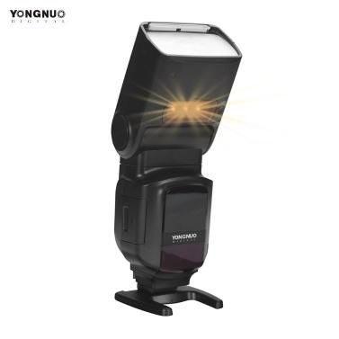 YONGNUO YN968N II Wireless TTL Flash Speedlite 1/8000s HSS Built-in LED Light