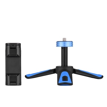 Ausziehbarer Telefonhalter Mini-Stativ Desktop-Handyhalterung