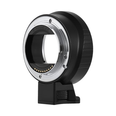 Andoer EF-NEX IV High Speed Electric Lens Mount Adapter Ring AF Auto Focus Auto Aperture Exposure Adjustable Anti-shake Canon EF/EF-S Lens Sony A7 NEX E-Mount A7 A7R  A7II A7SII  A7RII A6000 A6300 A6500 A5300 ILDC Camera