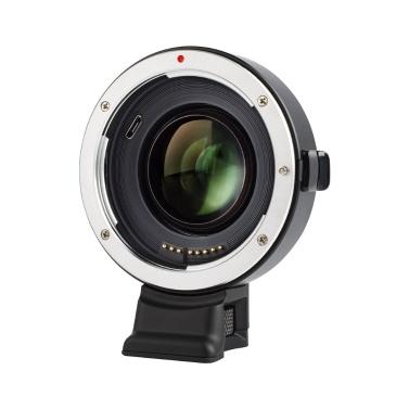 Viltrox EF-E II Objektivhalterung Speed Booster Adapter