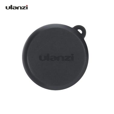 Ulanzi OA-2 Objektivdeckel Schutzdeckel aus weichem Silikon für DJI OSMO Action Camera Sportkamera-Zubehör