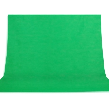 Black Photo Background Photography Backgrop Non-woven Fabric 3*2M