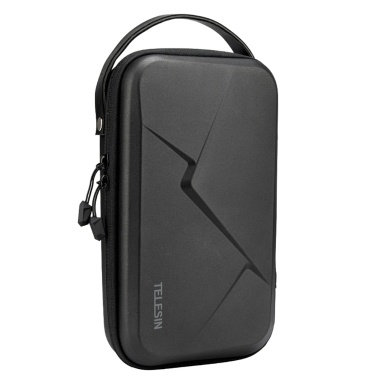 Multi-function Storage Bag Anti-pressure Hard Case Shockproof Portable Handle Replacement for GoPro8 Cameras