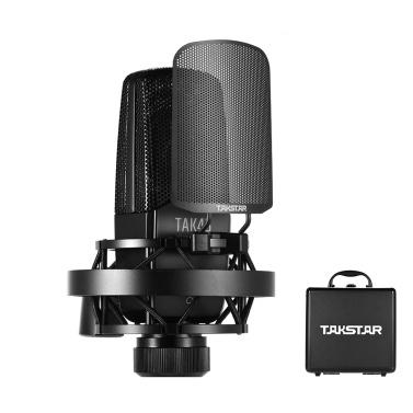 TAKSTAR TAK45 Professional Recording Microphone Condenser Mic
