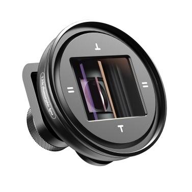 APEXEL APL-PRAN-V2 1.33X Smartphone Anamorphic Lens Phone External Camera Lens