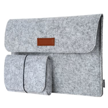 $2 OFF dodocool 13.3-Inch Felt Sleeve Cover Protective Bag,free shipping $7.99(code:DA981)
