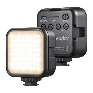 Двухцветная светодиодная видеолампа Godox LITEMONS LED6Bi