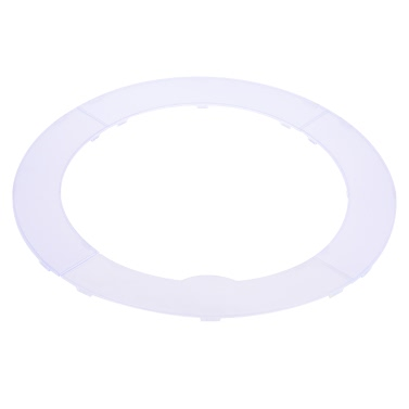 Weiß Blitz Speedlite Licht Kit Diffusor Soft-Filter für Andoer LA-650B LA-650D FA-75D FA-75C für Neewer 600W 5500K Ring-Blitz-Licht