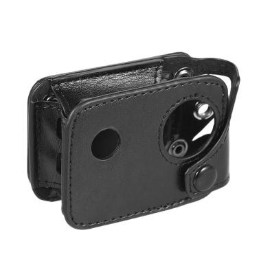 Andoer Multifunktionale Clip-on-Sport-Kamera protecive Tragen hängender Kasten-Beutel mit Trageband Objektivdeckel für SJCAM SJ4000 SJ5000 oder die gleiche Größe Action Cam