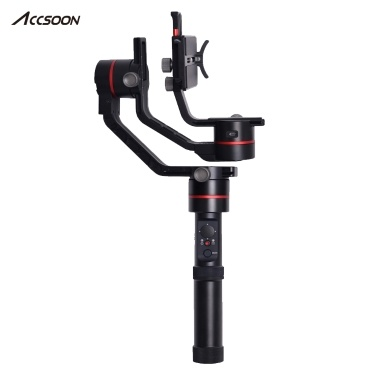 27% OFF ACCSOON A1 3-Axis Handheld Gimbal Stabilizer,limited offer $409