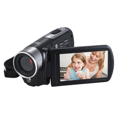 43% OFF Andoer HD-460S 1080P FHD 24M Digital Video Camera,limited offer $57.99