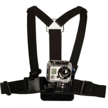 Einstellbare praktische Aktion für Gopro HD Hero Kamera Körper Harness Gürtel Brustgurt Zubehör Professiona Mount Outdoor Sport elastische Schulter