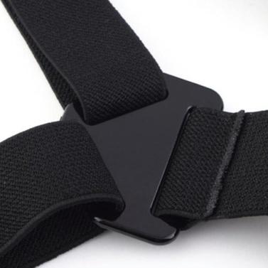 Adjustable Practical Action For Gopro HD Hero Camera Body Harness Belt Chest Strap Accessories Professiona Mount Outdoor Sport Elastic Shoulder
