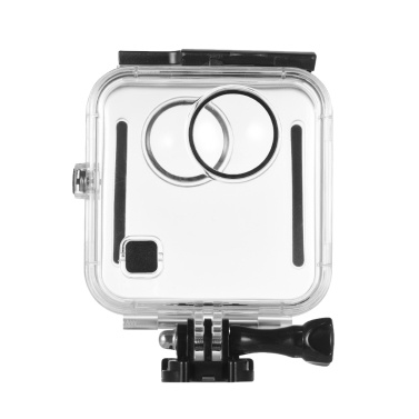 Camera Waterproof Case Housing with Mounting Bracket for GoPro Fusion Action Camera