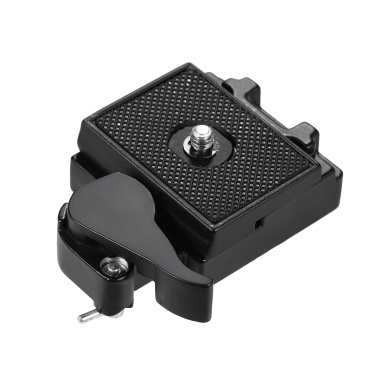 Andoer Quick Release Plate QR Plate Adapter Aluminum Alloy Material Universal