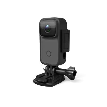 SJCAM C200 4K Mini WiFi Action Camera с 1,28-дюймовым экраном IPS