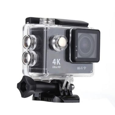 """EKEN H9 Full HD 4K Wifi étanche 2.0 """"Caméra de sport d'action DV 170 ° grand angle"""