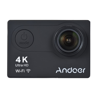 Andoer AN6000 4K 16MP WiFi Action Sports Camera 1080P Ultra HD with  Remote Control 2