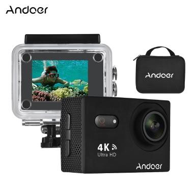 Andoer AN9000 4K 16MP WiFi Acción Deportes Cámara