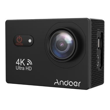 Andoer AN9000R 4K 16MP WiFi Action Sport Kamera