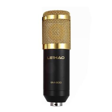 Condenser Microphone High Sensitivity Recording Studio Professional Recording Equipment