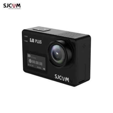 SJCAM SJ8 PLUS 4K / 30FPS 12MP 170 ° Grand Angle 2.33 pouces écran tactile EIS Sports Action caméra seulement € 122.26