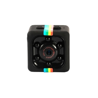 Moniteur de vision nocturne infrarouge SQ11 720P Sport DV Mini