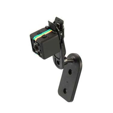 SQ11 720P Sport-DV-Mini-Infrarot-Nachtsichtmonitor verborgene Kamera