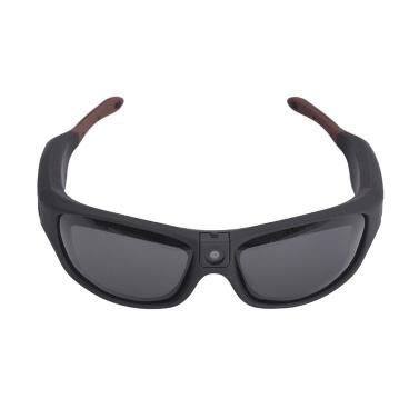 Enregistrement vidéo intelligent lunettes de soleil 1080P FHD caméra de plein air d'action