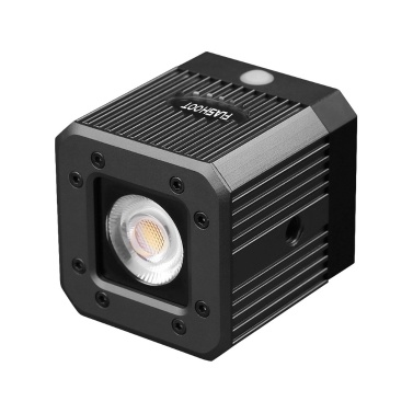 Waterproof Aluminum Alloy Cube LED Video Light